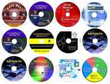 Réparation d'ordinateurs, récupération des données, les pilotes de restauration de mot de passe, récupérer virus disque +12