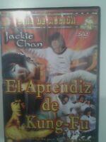 Dvd el aprendiz de kung-fu de jackie chan