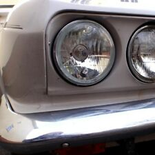 "Crystal Halogen headlight lamp upgrade kit 5 3/4"" Reliant Scimitar headlight x2"