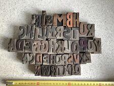 More details for vintage wooden printers printing 48 blocks