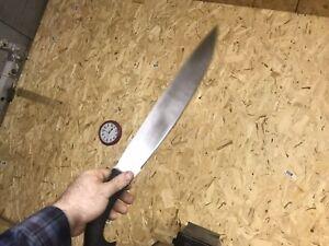 Custom Barong Machete Cut To Fit US GI Machete Sheath
