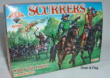 Redbox 72046 scurrers-de caballería de la guerra de los Roses (7) escala 1/72