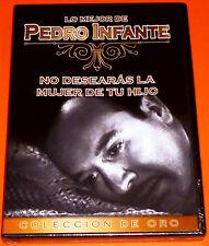NO DESEARAS LA MUJER DE TU HIJO Pedro Infante DVD R2 Precintada