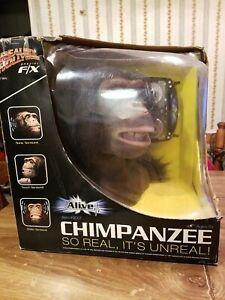 Wowwee Alive Chimpanzee Animatronic With Remote