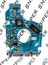 PCB - Toshiba 80GB MK8034GSX (HDD2D38 F ZL01 S) G5B0015 A0/AH301H Hard Drive