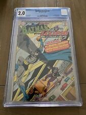 The Brave and the Bold  #64  CGC 2.0  ( Eclipso & Queen Bee App. )