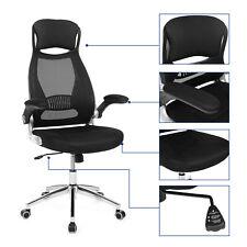 Bürostuhl Chefsessel Schreibtischstuhl in Netz-Optik Drehstuhl Netzbespannung