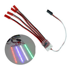 LED Light Strip Controller For RC 4 Axis Quadcopter Multirotor Airplane FPV