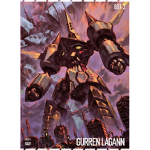 Gurren Lagann - Sfondamento Dei Cieli Box 02 (Eps 15-27) (3 Dvd)  [Dvd Nuovo]