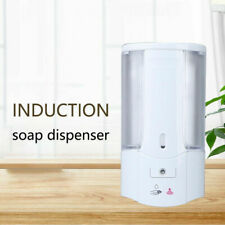 Touchless Automatic Induction Soap Dispenser Disinfector Wall Mount Hand Cleaner