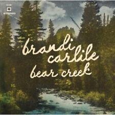 BRANDI CARLILE - BEAR CREEK  CD  13 TRACKS INTERNATIONAL POP NEU
