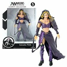 "MAGIC THE GATHERING - Liliana Vess 7"" Legacy Action Figure (Funko) #NEW"