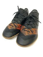 Adidas Nemeziz 17.3 Shoes Size 9 Mens Indoor Soccer Orange Black