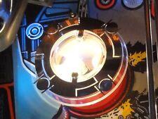 Terminator 2 T2 Pinball Custom Chrome Pop Bumper Covers Mod
