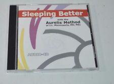 Sleeping Bettter with the Aurelis Method Jean-Luc Mommaerts Audio CD