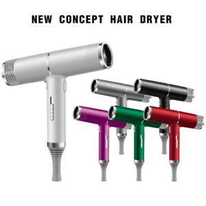 6 Colors Professional Hair Dryers Light Weighte Blow Dryer Salon Dryer