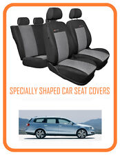 Fully tailored seat covers for Volkswagen Passat B6 Estate 2005 - 2010