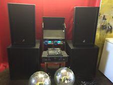 Speakers /bass/Dj Unit Twin Cd SpeakersKaraoke/music/club
