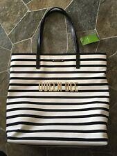 NWT Kate Spade Queen Bee Tote Bon Shopper Down The Rabbit Hole Bag