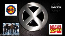 X-MEN logo metal BUCKLE XMEN wolverine rogue cosplay marvel comics Apocalypse US