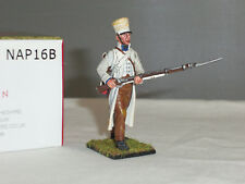 CENTURION NAP016B FRENCH 86TH LINE INFANTRY FUSILIER ADVANCING METAL TOY SOLDIER