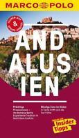 MARCO POLO Reiseführer Andalusien von Martin Dahms und Lothar Schmidt (2016)