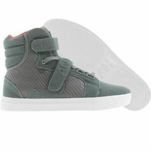 Android Homme Mens Propulsion Grey Denim Shoes AHB11010