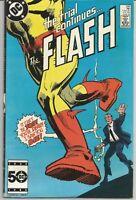 The Flash #346 : DC Comics : June 1985