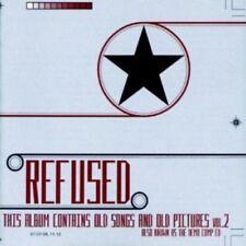 Refused - This Album Contains Old Son... CD NEU
