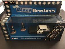 CORGI & FIGURE THE BLUES BROTHERS DODGE MONACO NUOVO