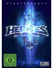 PC Game Heroes of the Storm: Starter Package DVD Shipping NEW