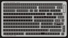 eduard 17014 1/400 Ship- RMS Titanic railing details for Academy