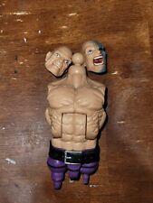 Marvel Legends Absorbing Man BAF heads and Torso Spider-Man