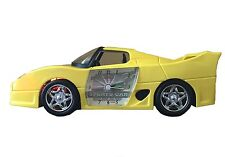 Ferrari F50 Toy Sport Racing Car Wheel Alarm Clock