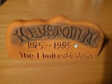 """KRYSTONIA - SP LE PC/ """"LIMITED EDITION"""" SIGN / SHOW PIECE / ENGLAND / 1995 /"""