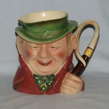old BESWICK ENGLAND DICKENS CHARACTER JUG LARGE SIZE #281 TONY WELLER
