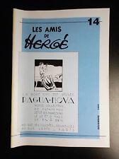 Rare à ce prix ! Copie Revue des Amis de Hergé N° 14 Tintin ADH TBE