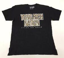 Rocksmith Clothing Lyrics Graphic T-Shirt Mens Large