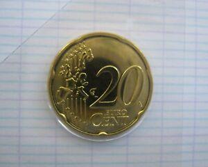 20 cent 2002 BU @ Belgique @ scellé extrait du coffret
