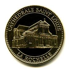 17 LA ROCHELLE Cathédrale Saint-Louis, 2014, Monnaie de Paris