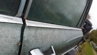 Belt Door Trim molding 67 Galaxie 500 Ford 1967 68 1968 Galaxy
