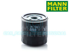Mann Hummel OE Quality Replacement Engine Oil Filter W 7032