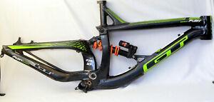 "GT Fury Expert Medium MTB Downhill Bike Frame W/ FOX DHX2 Coil Shock 27.5"" 200mm"