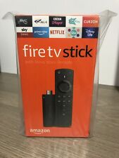 Amazon Fire TV Stick 2019 with All-New Alexa Voice Remote UK Stock