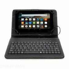 Carcasas, cubiertas y fundas protectores de pantalla negra para tablets e eBooks Universal