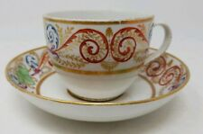 Early 19th Century English Cup and Saucer #1