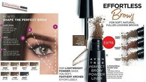 Avon True Colour Perfect Brow Powder Liner~7 Shades Available~Prices Slashed