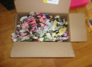 Lot of 430 Vintage Embroidery Thread Skiens Various Colors Mez Bates JP Coates