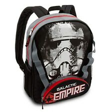 New Disney Store Star Wars Stormtrooper Galactic Empire Backpack Nwt