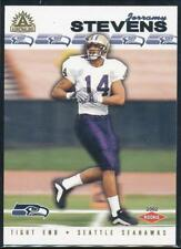 2002 Pacific Adrenaline Football Card #261 Jerramy Stevens RC